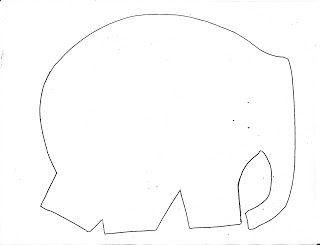 Elmer the Elephant pattern
