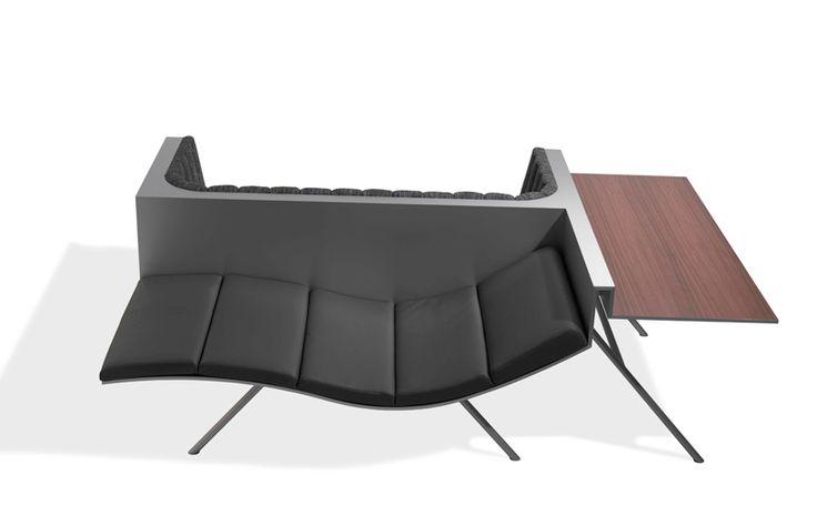 david adjaye's one series flexible furniture system for sawaya & moroni