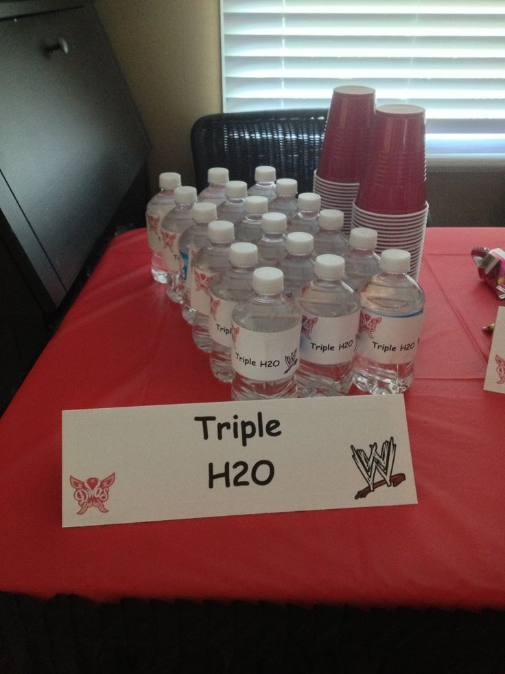 Triple H2O