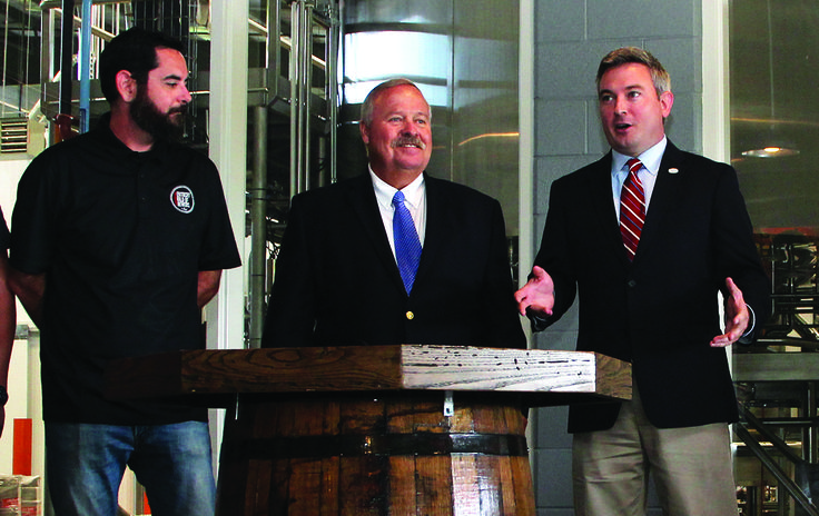 Brewers, Kentucky State collaborate on unique craft beers to be released during Kentucky Proud Beer Week