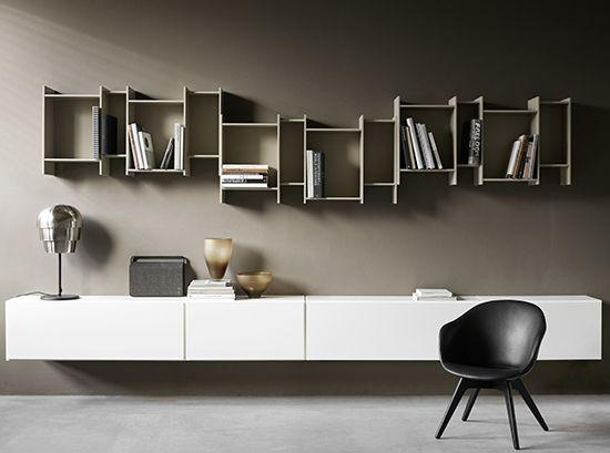 Como Hanging Bookcase