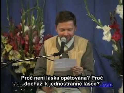 (10) Eckhart Tolle - O neopětované lásce, české titulky - YouTube