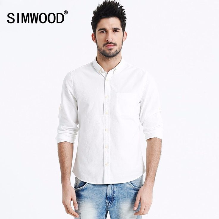 How good is this Men Shirts Brand .... Available at DIGDU today! http://www.digdu.com/products/men-shirts-brand-2017-new-spring-long-sleeve-square-collar-cotton-solid-casual-slim-pocket-men-shirt-camisa-masculina-cs126?utm_campaign=social_autopilot&utm_source=pin&utm_medium=pin
