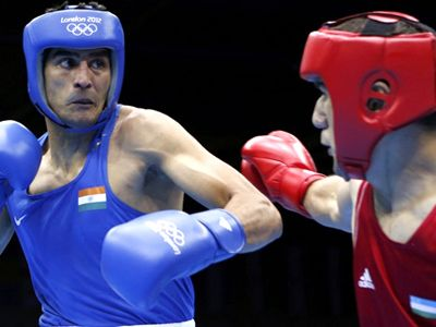 Vijender Singh, decision is yet to be made!