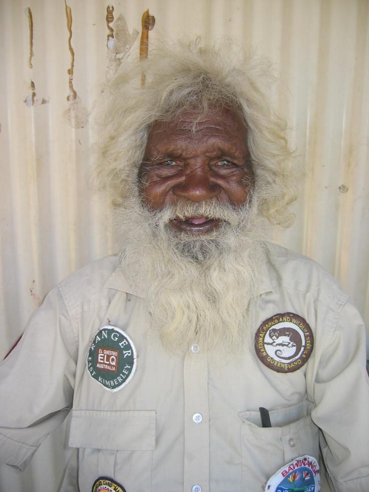 Tommy George (Woongarnum), Laura, Queensland