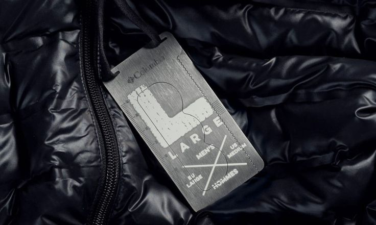 Columbia Built Survival Tools Into Their Clothing Labels | Cool Material | Bloglovin'