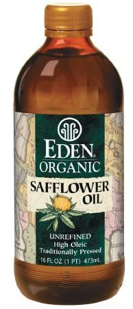 Safflower oil - protects, hydrates and firms the hair.  It's also AMAZING when it comes to hair growth!