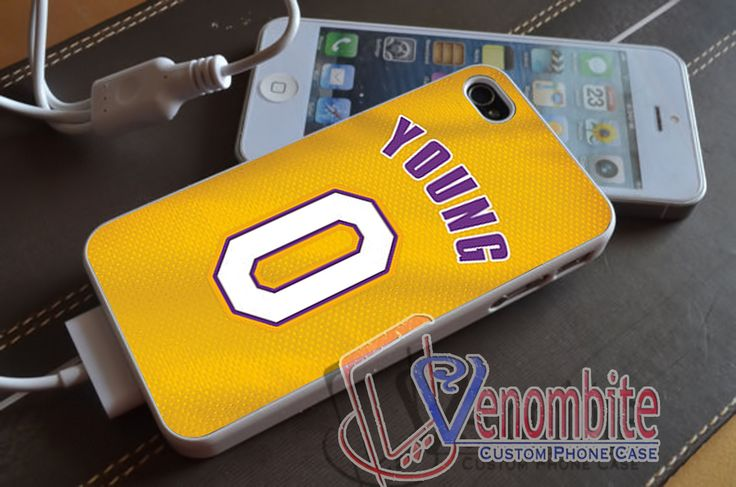 Nick Young - LA Lakers Case iPhone , iPad, Samsung Galaxy, HTC Cases