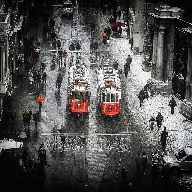 İstanbul'un simgelerinden  #istanbul 2015 ❣️