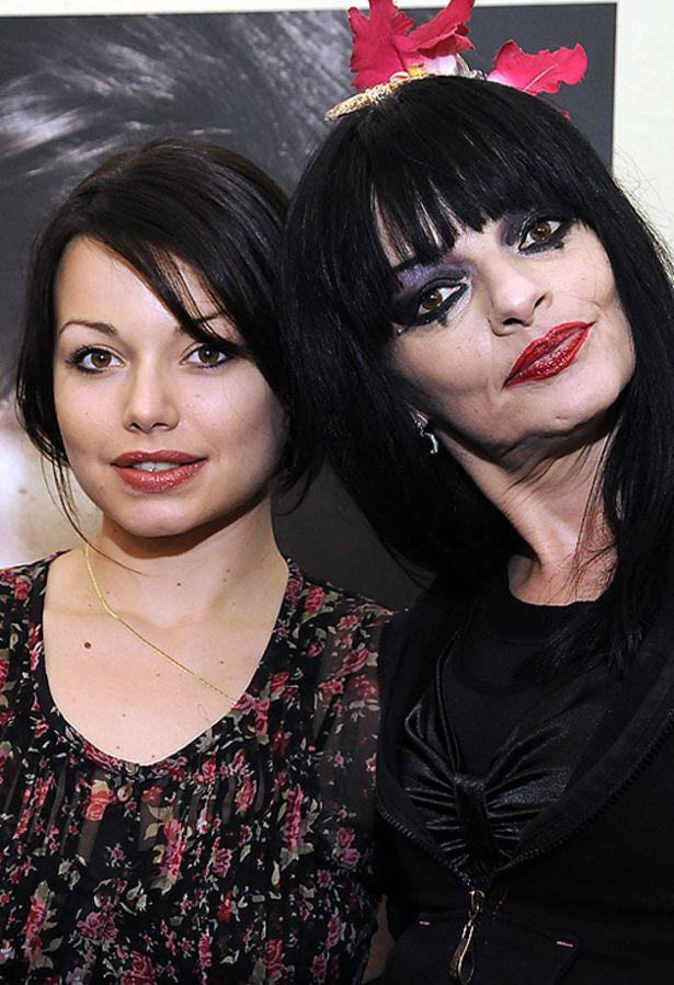 Cosma Shiva & Nina Hagen