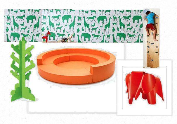 Check out this moodboard created on @Cheryl Brogan: modern playroom  by deya