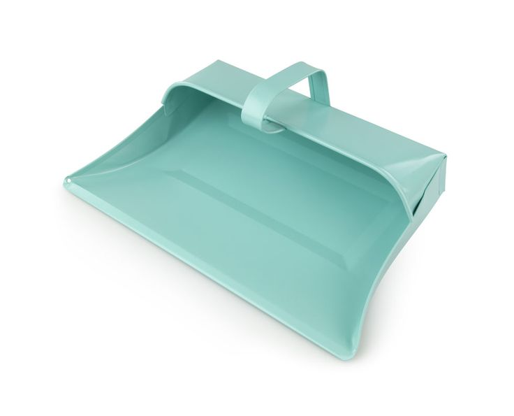 Beautiful Matched Colourware Teal Dustpan & Brush - Cleaning with Tala Utility. Based on one of our original dustpan designs from the 1930s. Made in England.