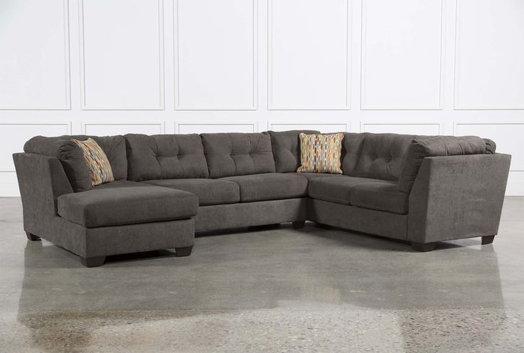 Inspirational Sleeper Sectional sofa with Chaise Graphics delta city steel 3 piece sectional w laf chaise living spaces