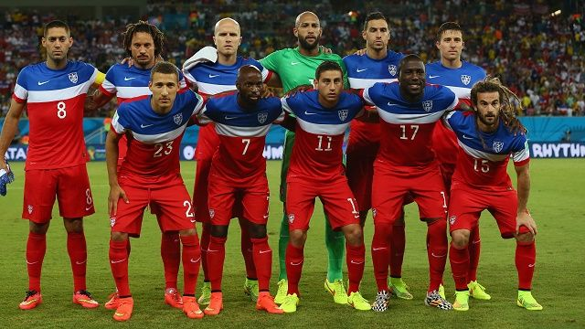 US vs. Portugal In World Cup Match - Nation Believe In Team   PressRoomVIP