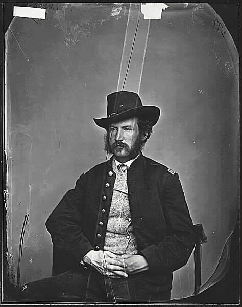 *EDWARD PAUL DOHERTY ~ (1840 – April 3, 1897) was an American Civil War officer who formed and led the detachment of soldiers that captured and killed John Wilkes Booth, the assassin of United States President Abraham Lincoln, in a Virginia barn on April 26, 1865, twelve days after Lincoln was fatally shot.