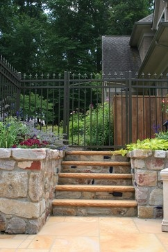 Landscape Pool Fence Design, Pictures, Remodel, Decor And Ideas   Page 14