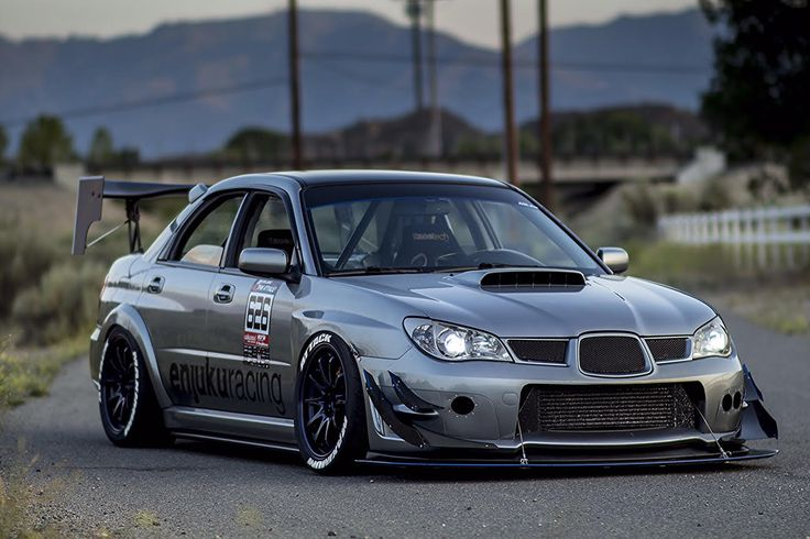 #LifeOnAir with Cody Miles and his Subaru STi