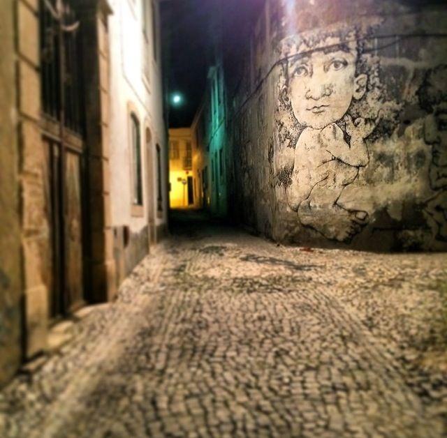 @ Travessa da Lameira, Santarém, Portugal