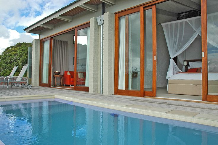 How to Enjoy the Honeymoon Bliss | Grootbos. A luxury pool suite at Forest Lodge #Luxury Accommodation #Travel http://www.grootbos.com/en/blog/honeymoon/how-to-enjoy-the-honeymoon-bliss