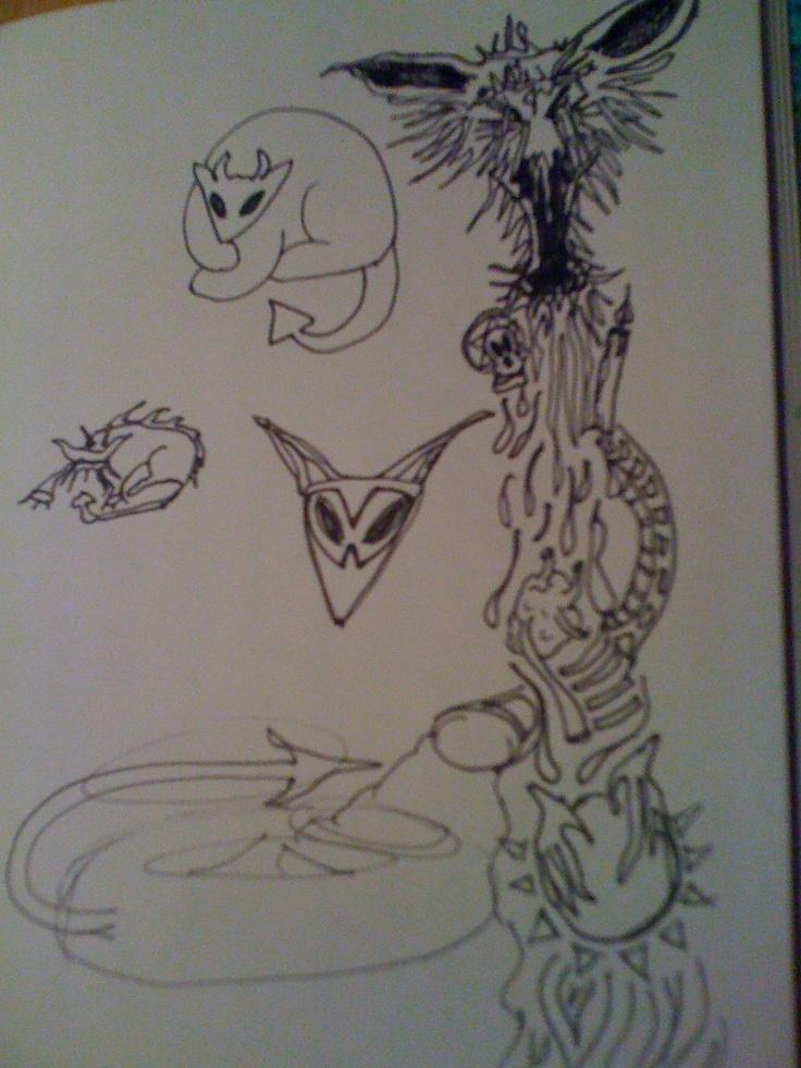 10 minute Daemon sketch