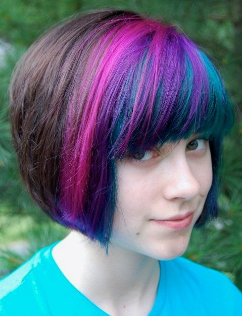 14 best Hairstyles for my srt hair images on Pinterest | Cute ...