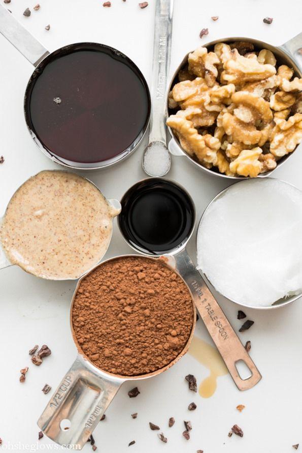 Seductive Raw Chocolate Walnut Fudge