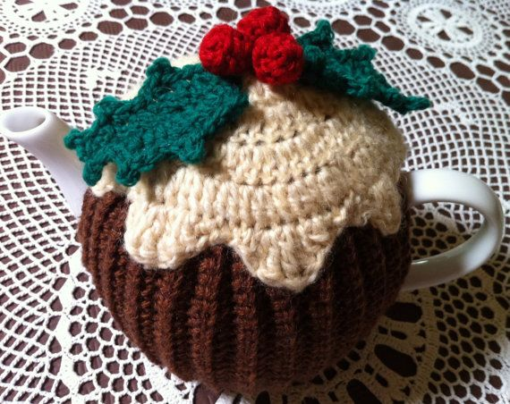 Knitted Christmas Pudding Tea Cosy Patterns Christmas Recipes Online