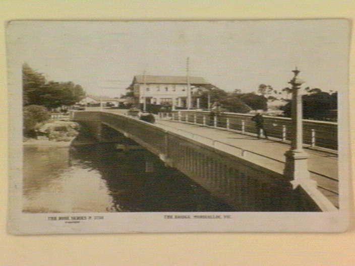 The Bridge at Mordialloc