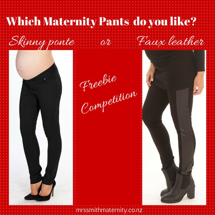 Enter to win: Win your favourite skinny maternity pants! | http://www.dango.co.nz/s.php?u=grFCHqUb3049