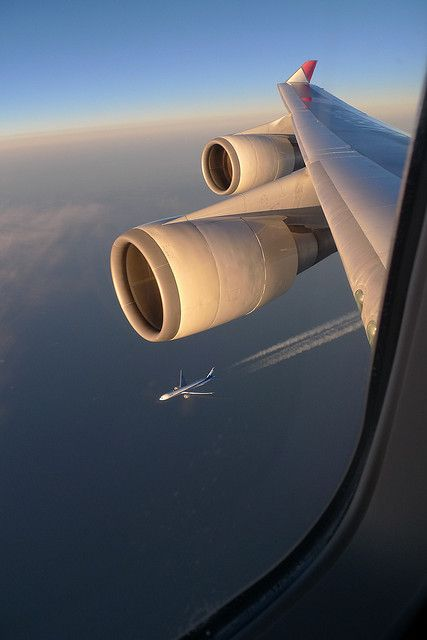 Japan Airline VS All Nippon Airway | Flickr - Photo Sharing!