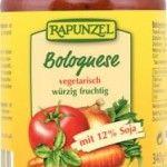 Rapunzel Bio Bolognese, vegetarisch (340 g)