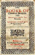 Book of Common Prayer - Wikipedia, the free encyclopedia    Article about teaching a child to pray: http://www.anglicanprayer.org/resources/P-39_Teaching_Children_to_Pray.pdf