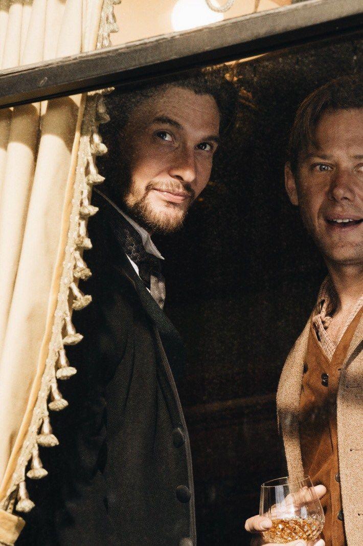 Westworld: ecco le nuove immagini con Ben Barnes — 30 GIORNI DI TELEFILM