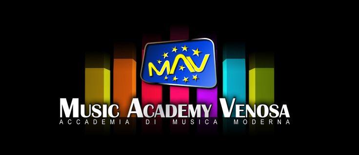 CLIENTE: Music Academy Venosa - logo