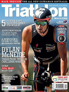 New issue of Triathlon & Multisport Magazine out now! Stay motivated with our monthly mag.