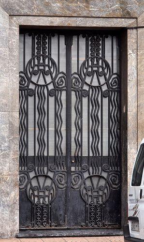 96 Best Images About Deco Gates & Doors On Pinterest