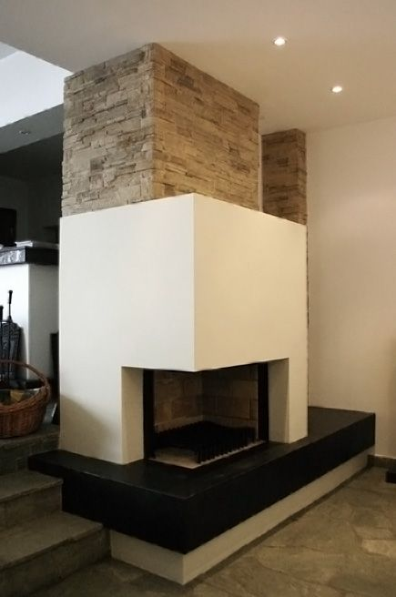 Exklusive Kamine : Best images about fireplace in the living room on
