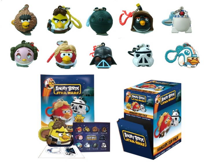 84 best images about toys on pinterest toys toys r us - Angry birds star wars 7 ...