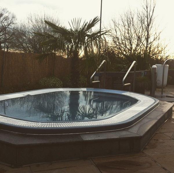 Afternoon well spent. #spa #hottub #relax #knutsford #Cheshire #hotel Image - @matt_jharris - https://instagram.com/p/1D9N4NhR7w/
