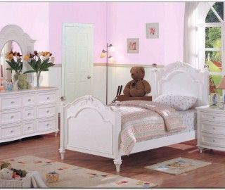 Top 11 Girls White Bedroom Furniture Photo Idea