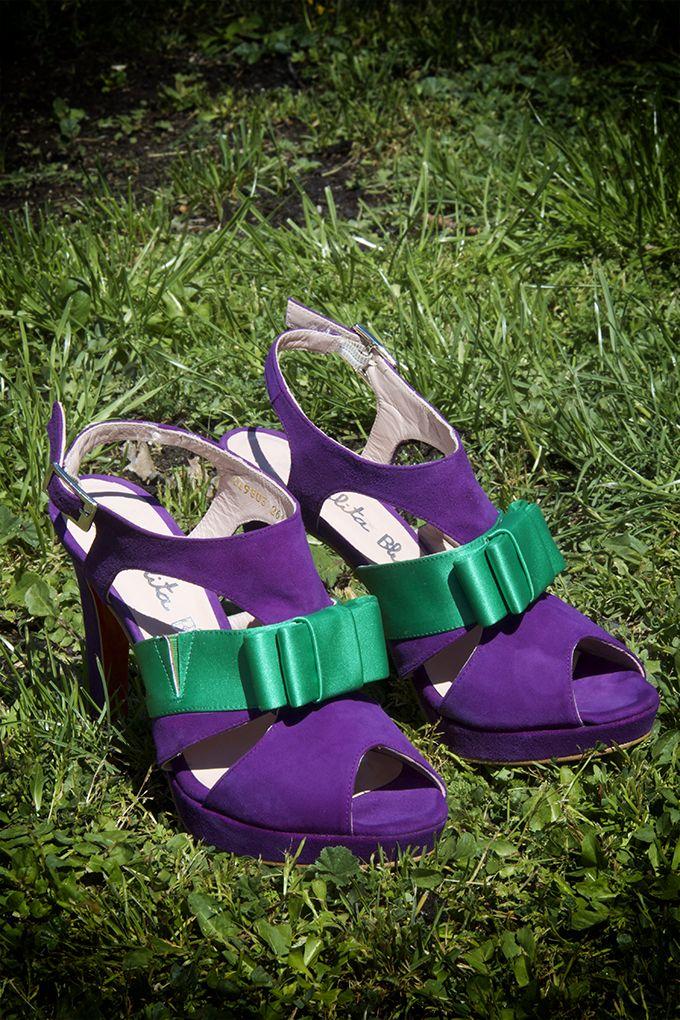 sandalias fiesta lolita blu