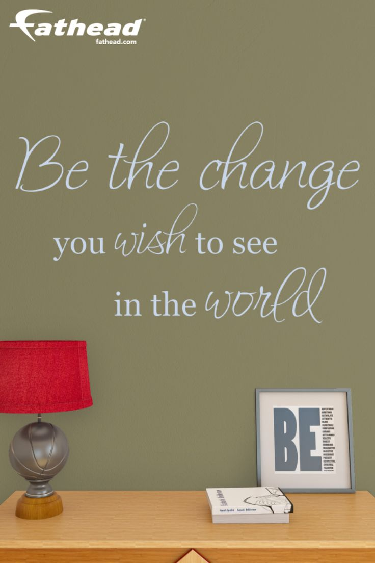 Words To Decorate Your Wall With 17 Best Images About Wall Decals Inspirational Quotes On Pinterest