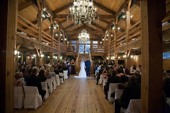 massachusetts rustic wedding barn