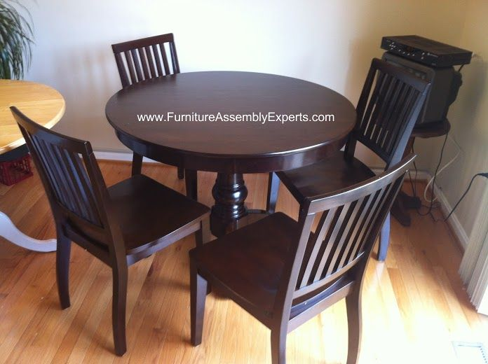 Elegant Overstock Dining Table Set Assembled In Upper Marlboro Md By Furniture  Assembly Experts LLC   Call