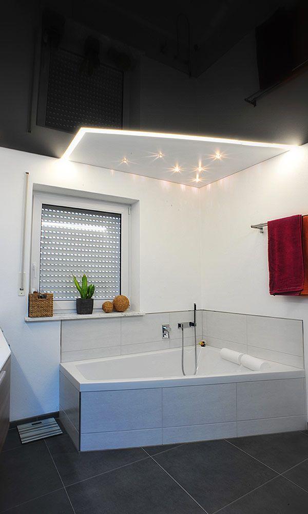 Spanndecken Im Badezimmer Spanndecken Bad Decke