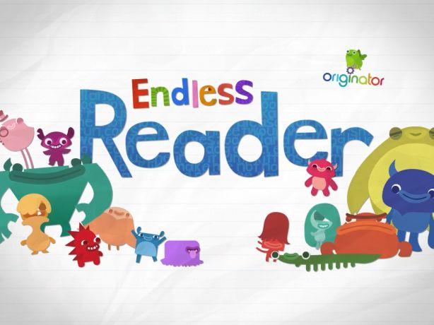 Endless Reader class=