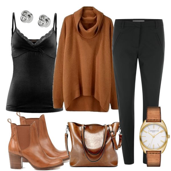 Autumn Outfits: Veronica at FrauenOutfits.de