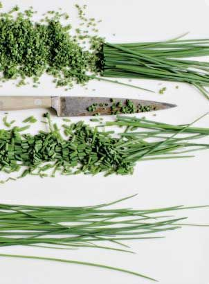 How to chop herbs like a professional chef (and not lose your fingers)