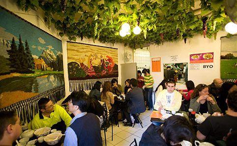 Chinese Noodle Restaurant AKA Denny's Dumplings