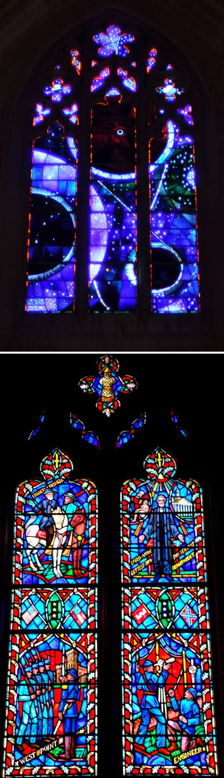 The Washington National Cathedral, is a cathedral of the Episcopal Church located in Washington, D.C..